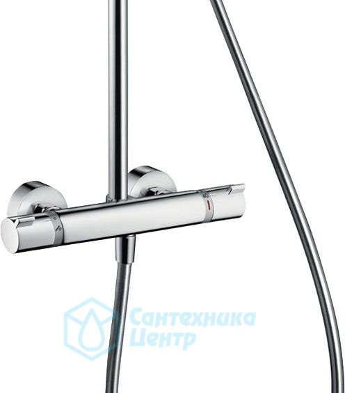 Душевая стойка Hansgrohe Raindance Select S 240 2jet 27129400 Showerpipe